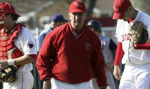 Long-time SXU coach Mike Dooley will be inducted into the SXU Athletics Hall of Fame on Feb. 1