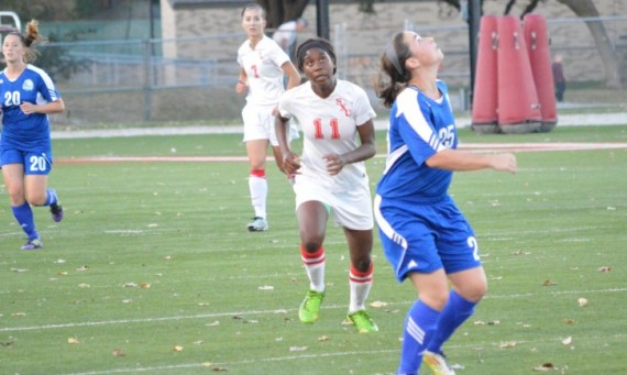Junior Marissa Graves had a goal and an assist for the Cougars in the loss to No. 14 Judson Tuesday