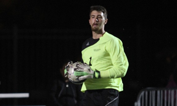 Senior Kyle Held - 2013 All-CCAC Men's Soccer First Team selection