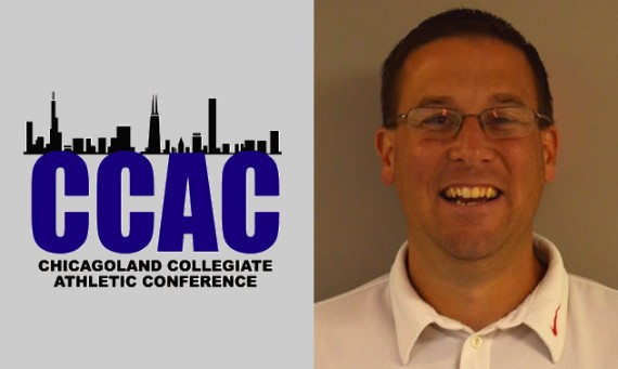 SXU's Rob Huizenga - 2013-14 CCAC Sports Information Director of the Year