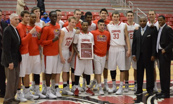 No. 10 ranked Saint Xavier won the 2013 SXU Midwest Tournament championship Monday