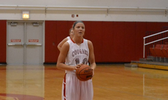 Junior Morgan Stuut - NAIA Division II Women's Basketball Player of the Week