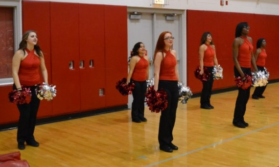 2013-14 Paw Prints Dance auditions set for Sunday, September 8