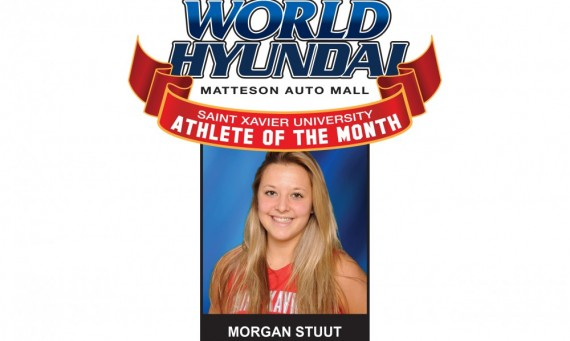 Junior Morgan Stuut - World Hyundai-SXU December Athlete of the Month