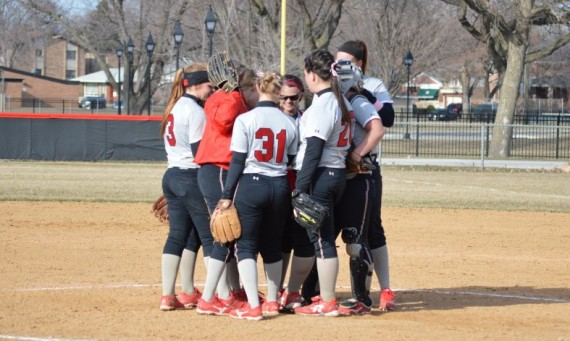 The SXU softball team set a new NAIA national record with 60.2 innings pitched without allowing a run