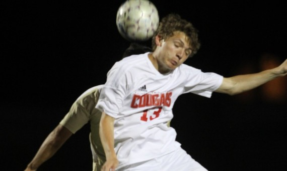 Sophomore Roger Ciszewski scored SXU's only goal in the 11th minute Wednesday