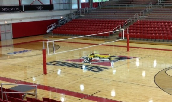 Saint Xavier's Shannon Center will play co-host for the SXU/Trinity Christian Crossover Volleyball Tournament this weekend