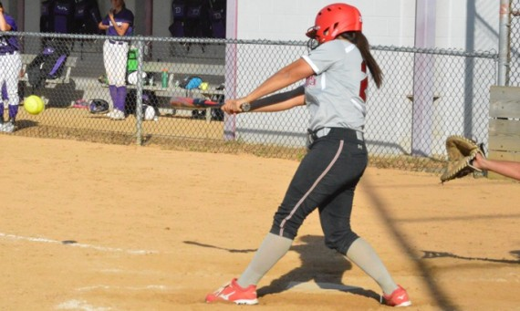 Junior Jessica Arebalo - CCAC Softball Player of the Week