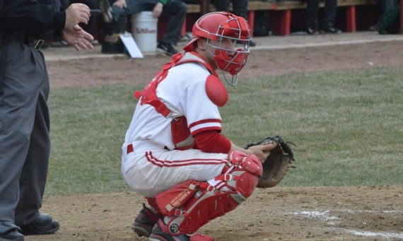 Sophomore Ryan Pellack went 2-for-3 at the plate in the series finale against Roosevelt