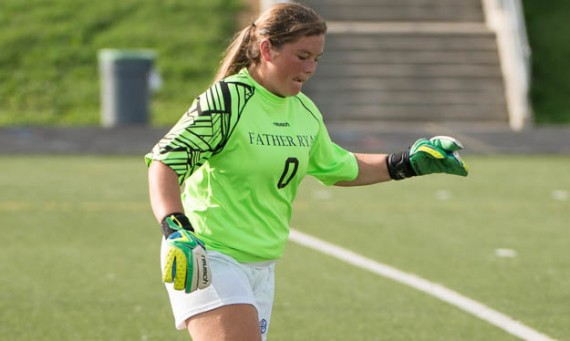 Carly Bledsoe will join the Cougars as a freshman goalkeeper in the fall of 2015
