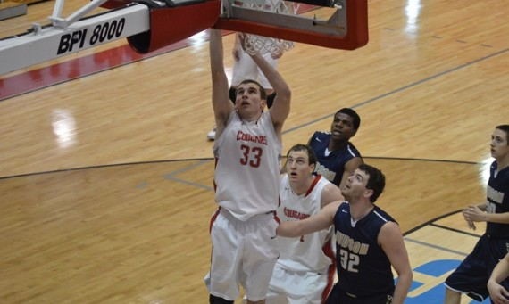Senior Jack Krieger - NAIA Division II Men's Basketball Player of the Week (Feb. 17)