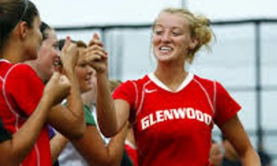 Glenwood's Rebeka Ferguson joins SXU Softball after transferring in from IPFW