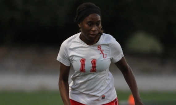 Senior Marissa Graves scored a goal and an assist in Thursday's win over Bethel