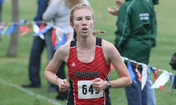 Junior Ann Kolker turned in an 83rd place finish Saturday at the NAIA Great Lakes Challenge