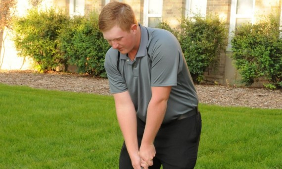 Sophomore Robert Lively shot a round of 73 to lead the Cougars on day one at Stonehedge in Michigan