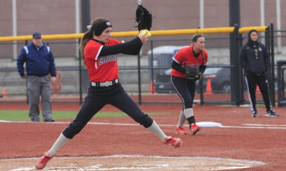 Junior Nicole Nonnemacher - NAIA National Pitcher of the Week