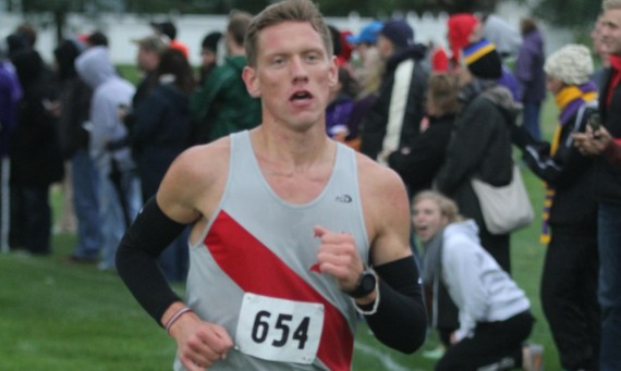 Junior Janis Pastars took fourth place overall in the field of 189 runners Friday at the College of DuPage Invite