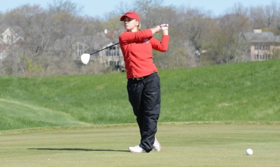 Junior Taylor Thompson - CCAC Women's Golfer of the Week for second straight week