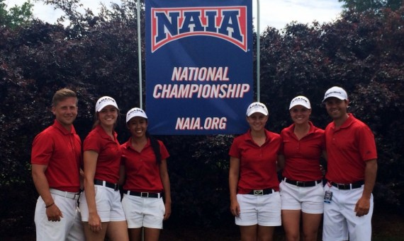 In the program's first-ever appearance, SXU Women's Golf finished 24th at the NAIA Women's Golf National Championship