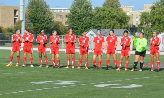The SXU women's soccer team had a tough 1-0 loss to conference rival University of St. Francis Tuesday night