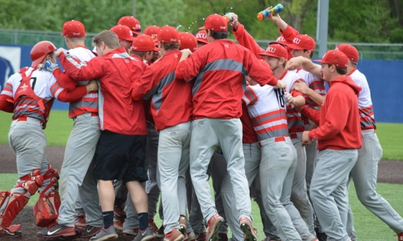 The Saint Xavier baseball team heads to Michigan next week as the No. 5 seed in the Grand Rapids Opening Round Bracket