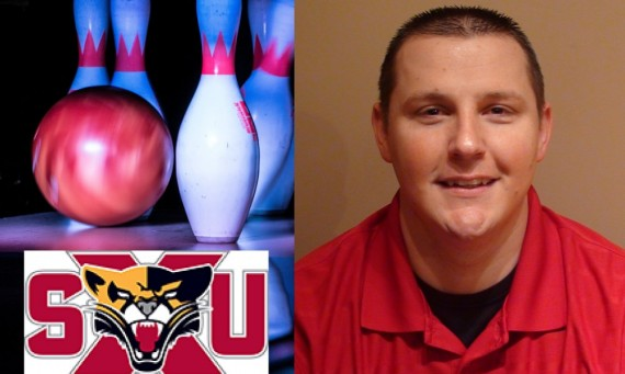 Michael Kay was named the new Saint Xavier University bowling coach this week