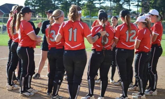 The Saint Xavier softball team plays for the NAIA national title on Thursday at 5 p.m. in Sioux City, Iowa
