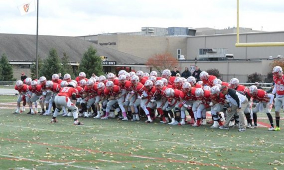 The Saint Xavier University football team added 13 new faces to its 2016 roster on National Signing Day Wednesday