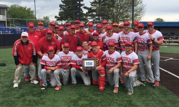 The SXU baseball team won the CCAC Tournament championship Thursday with a 6-2 win over St. Francis (Ill.) in Elgin, Ill.