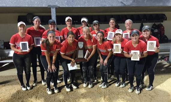 The Saint Xavier University softball team finished as NAIA national runners-up for the first time in program history Thursday