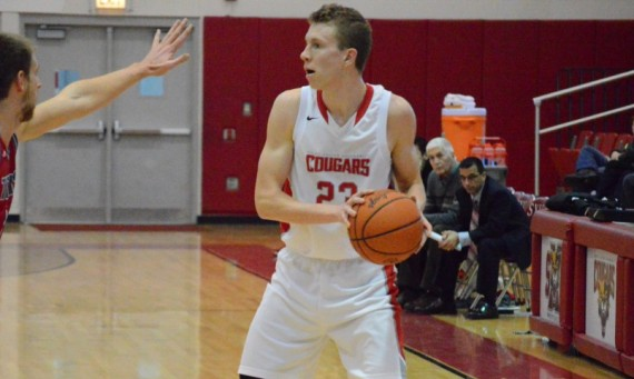 Sophomore Larry Motuzis scored a game-high 25 points, but SXU lost to IUSB in the CCAC semis, 71-69