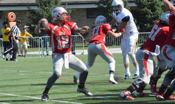 The SXU football team recently released its 2016 schedule and starts its spring practice sessions this week