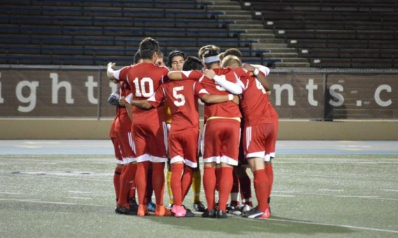 The SXU men's soccer team closed out September with a 3-0 road win over CCAC foe St. Francis (Ill.) Wednesday night