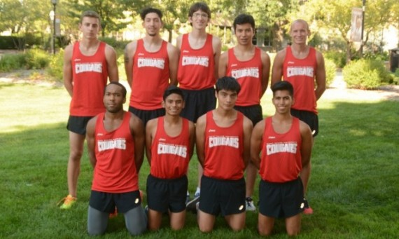 The SXU men's cross country team kicks off its new season on Friday, September 2, in Channahon, Ill.