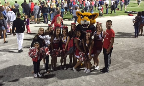 The SXU Cheerleading Squad Will Host An Open Tryout On Sunday May 15 At