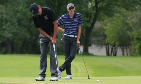 Freshman Matthew Clark tied for seventh overall with a two-day total score of 143 (70, 73) in SXU's first spring tourney