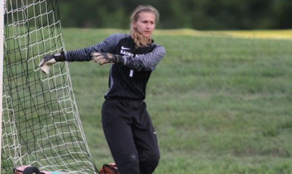 Senior Alex Perry - CCAC Women's Soccer Defensive Player of the Week