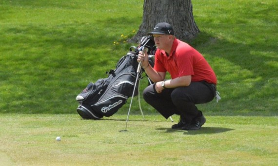 Senior Bobby Lively shot a two-round score of 160 (76, 84) at the Pilot Spring Invite this weekend