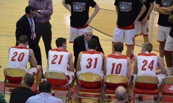The SXU men's basketball team got the No. 5 seed in the CCAC Tournament and heads to Bourbonnais Tuesday to play Olivet