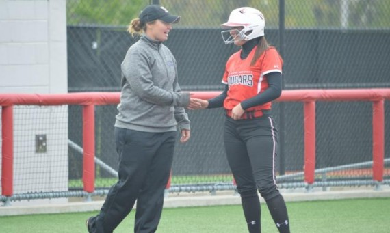 SXU head coach Erin Mollohan is excited about her 2018 softball recruiting class