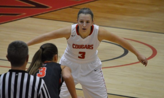 Freshman Maddie Welter scored 19 points to help No. 6 Saint Xavier to an 85-63 CCAC win over IUSB Saturday