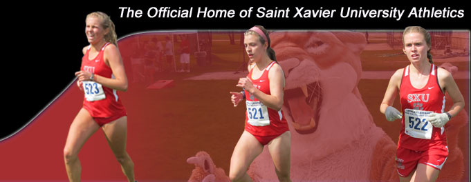 Saint Xavier University Athletics Header Image